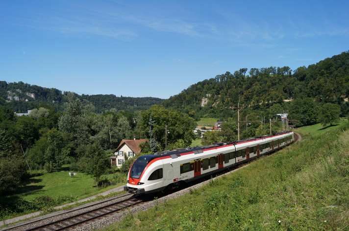 Train des CFF