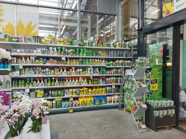 Mise en vente des pesticides