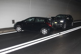 Accident dans le tunnel de Choindez - 24.05.2018