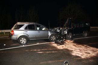 Accident A16 du 05.02.2013