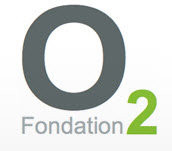 Logo de la Fondation O2 - Lien sur le site internet officiel de la fondation O2
